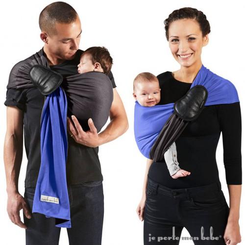 Ma petite écharpe sans noeuds de Je porte mon bébé... - Blog Blog ... 809396d3da0