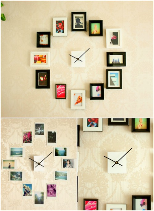 7-photo-wall-clock