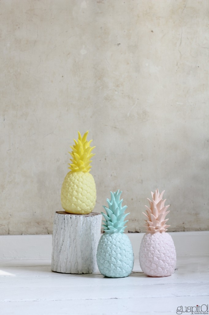 lampe ananas