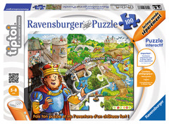 tiptoi globe interactif puzzle bal
