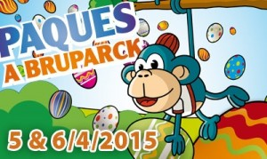 chasse aux oeufs bruparck