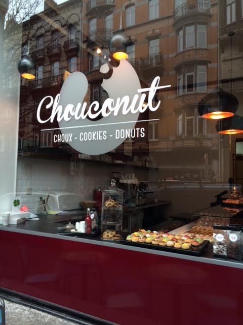 vitrine chouconut