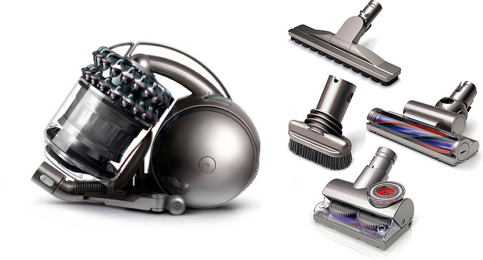 test de l 39 aspirateur dyson cinetic dc52. Black Bedroom Furniture Sets. Home Design Ideas