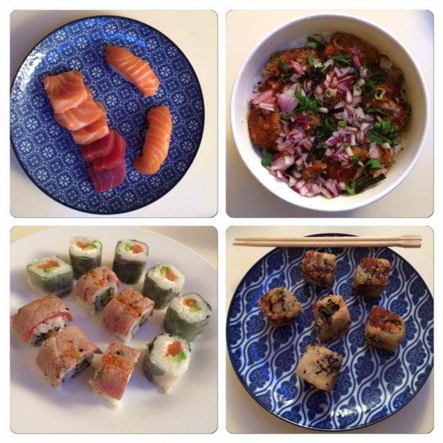 côté sushi bruxelles