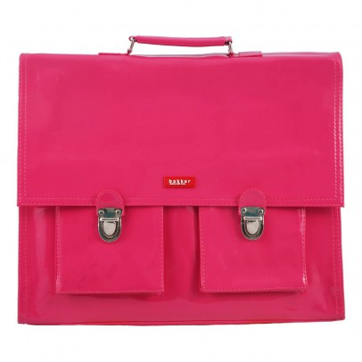 cartable-grande-classe-canvas-et-cuir-rose