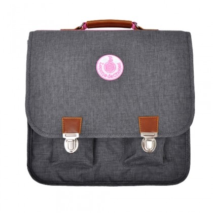 cartable-gris-rose