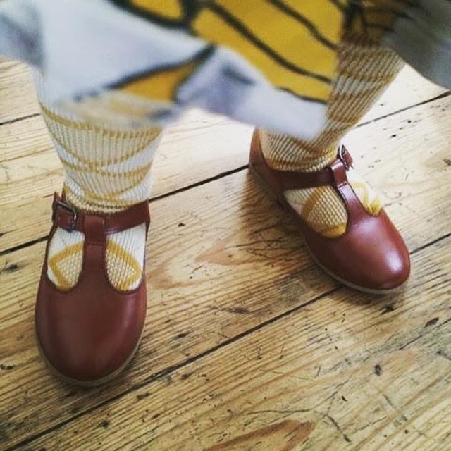 Les petits pieds divins de la Miss...
