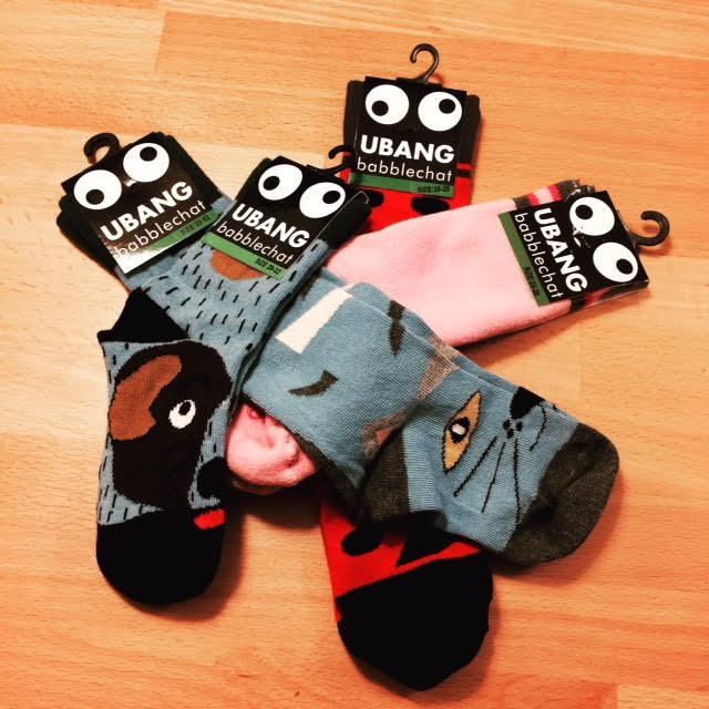 Notre petite sélection de chaussettes !