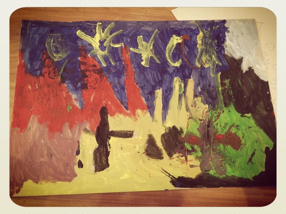 Nuit étoilée de Van Gogh vue par le Minus