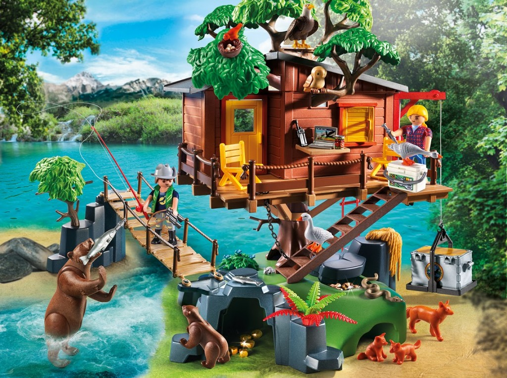 PLAYMOBIL_5557_Adventure Tree House