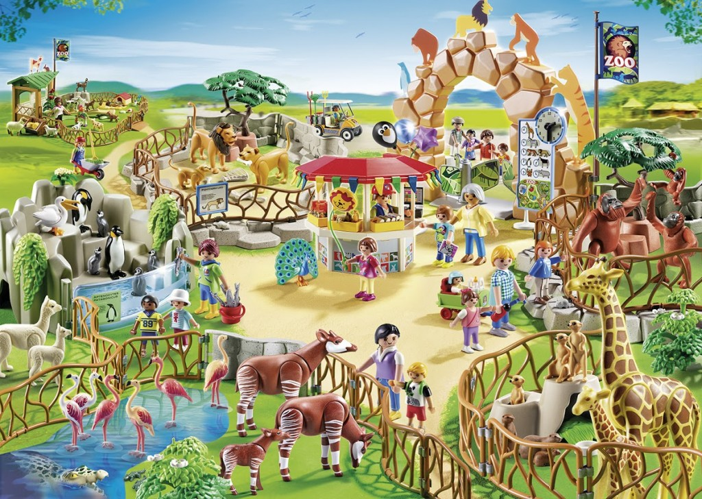 PLAYMOBIL_Playworld_Zoo
