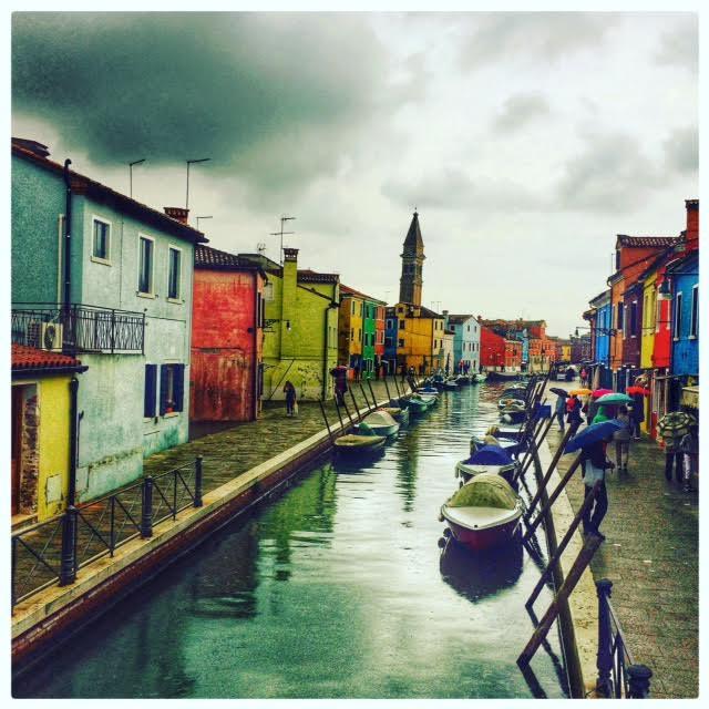 Venise Burano 2