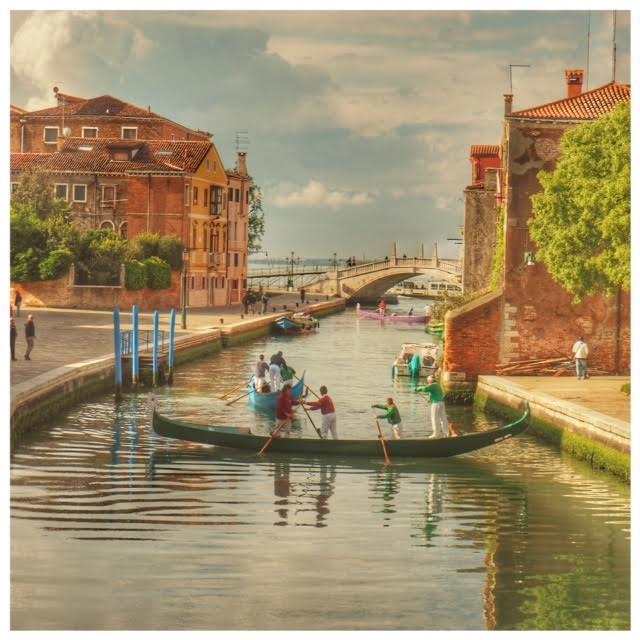 Venise Castello