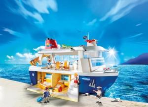 bateau de croisière playmobil