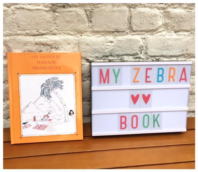 my zebrabook 5
