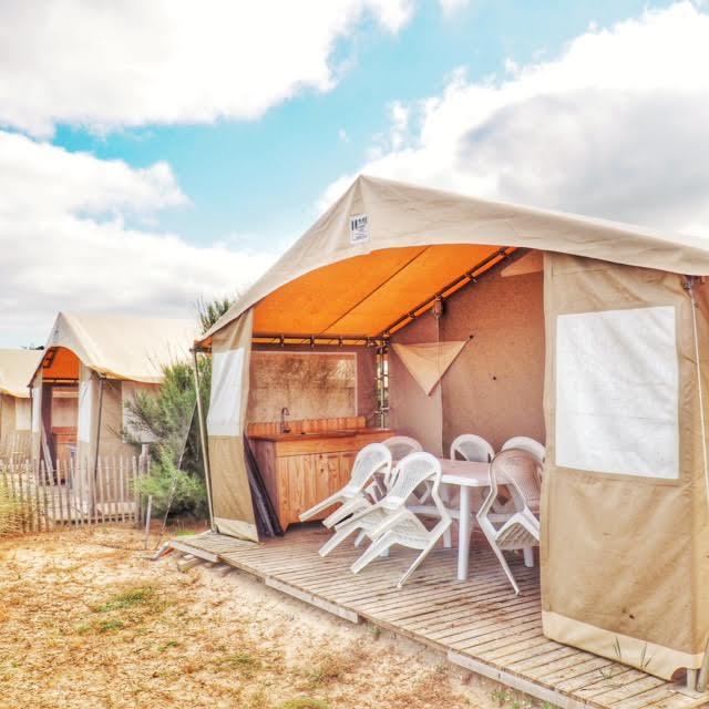 camping sandaya soulac plage