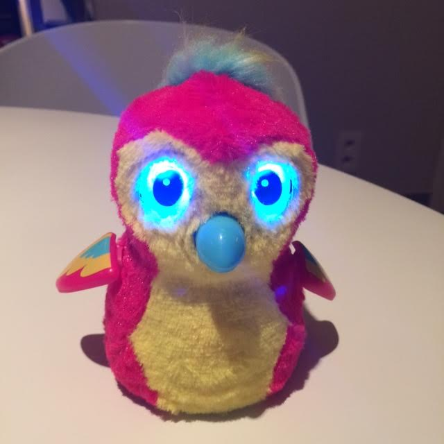 test hatchimals