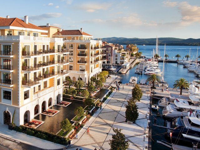 Résidence Premium Porto Montenegro
