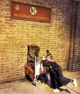 Studio Harry Potter Londres