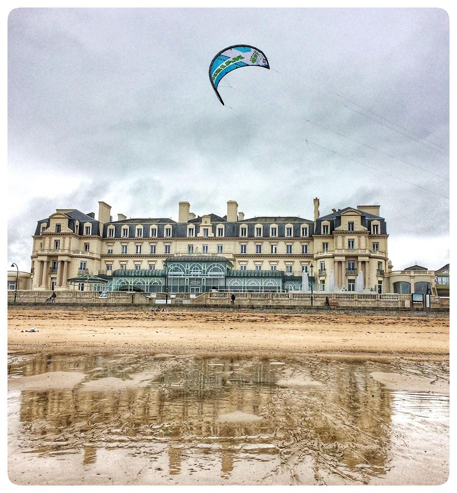 le grand hotel des thermes Saint-Malo