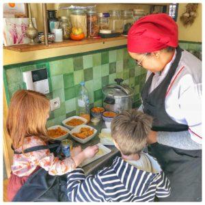 cours de cuisine riad anata