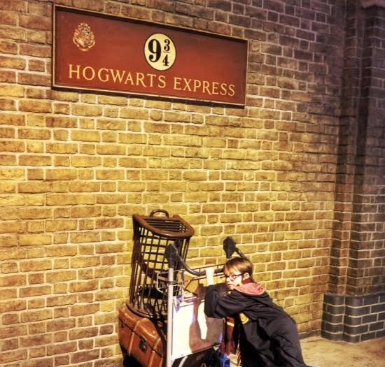 Studio Harry Potter Londres