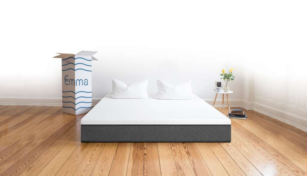 test du matelas emma mamamia blog blog y 39 a quelqu 39 un. Black Bedroom Furniture Sets. Home Design Ideas