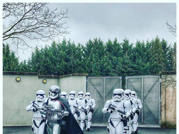 Saison de la force Disneyland Paris